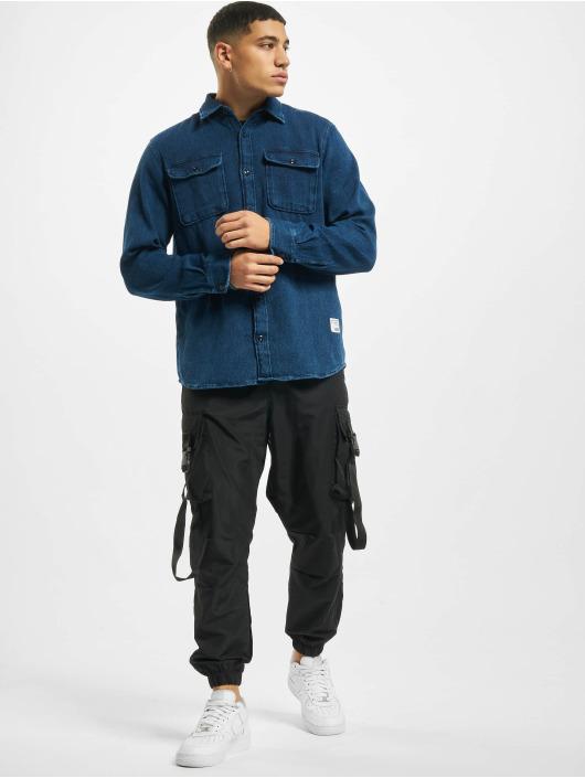 Jack & Jones Skjorter jj30Cpo blå