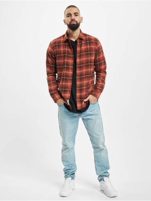 Jack & Jones Skjorter jprBlujamie One Pocket brun