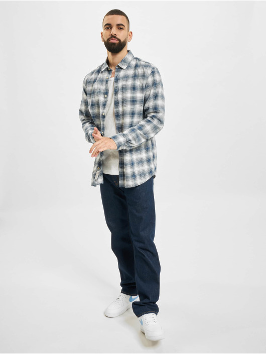 Jack & Jones Skjorter JPR Blusummer Shadow One Pocket hvit
