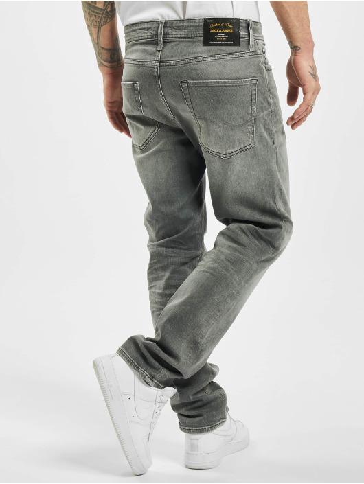 Jack & Jones Slim Fit -farkut jjiClark jjOriginal JOS 183 Noos harmaa