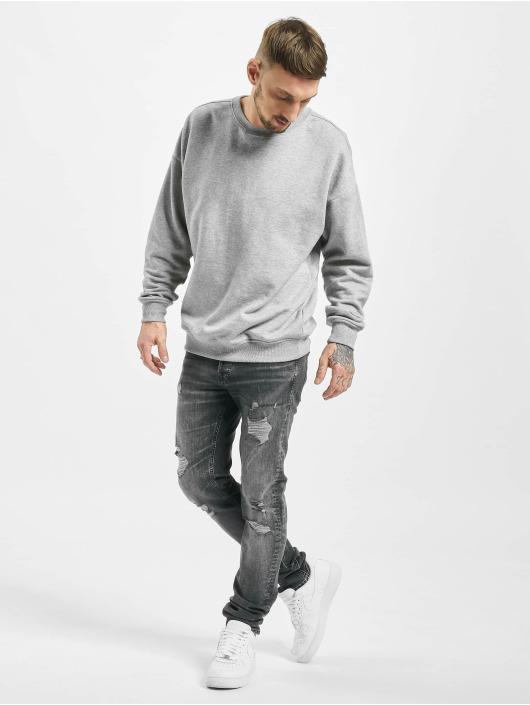 Jack & Jones Slim Fit Jeans jjiGlenn jjOriginal JJ 056 50sps èierna
