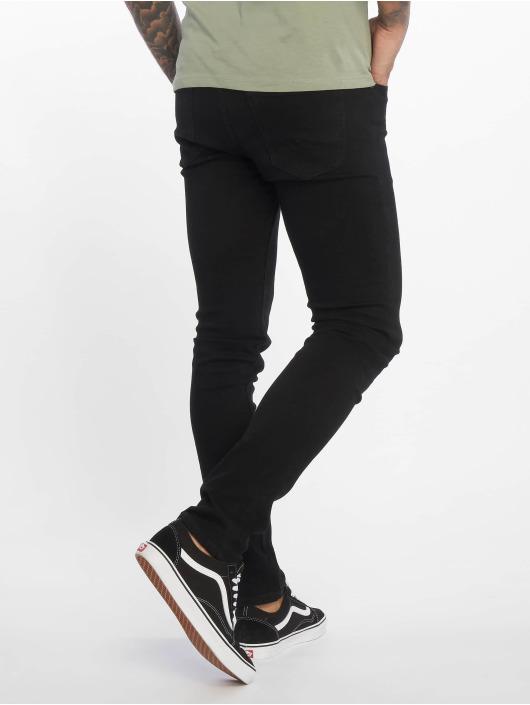 Jack & Jones Slim Fit Jeans jjiGlenn jjOriginal AM 816 NOOS čern
