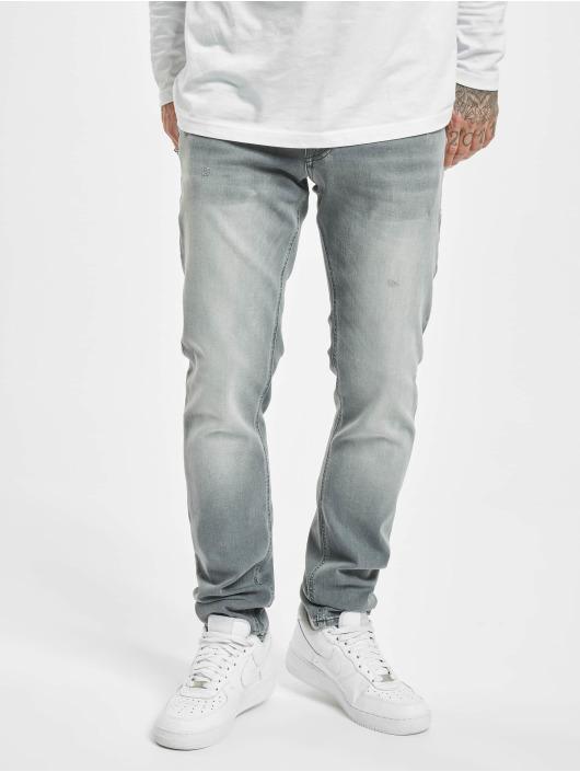Jack & Jones Slim Fit Jeans jj30Glenn jjOriginal Jos 208 šedá