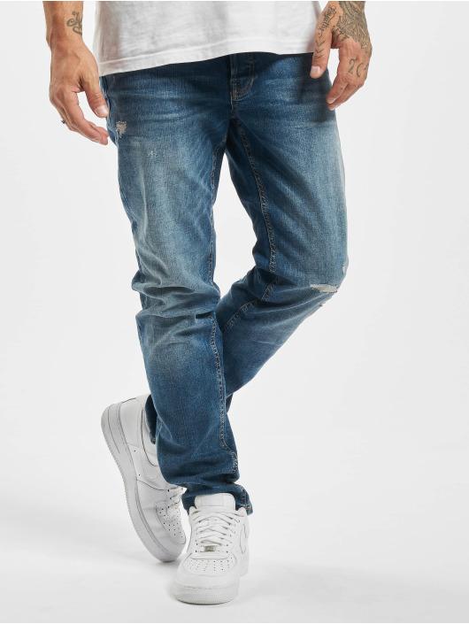 Jack & Jones Slim Fit Jeans jiGlenn Jjorg синий