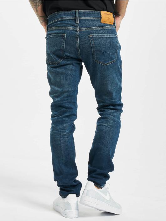 Jack & Jones Slim Fit Jeans jjiGlenn jjOriginal Cj 237 Noos синий