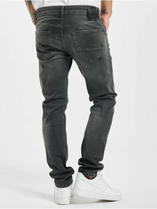 Jack & Jones Slim Fit Jeans jjiGlenn jjFox AGI 304 50SPS Noos черный