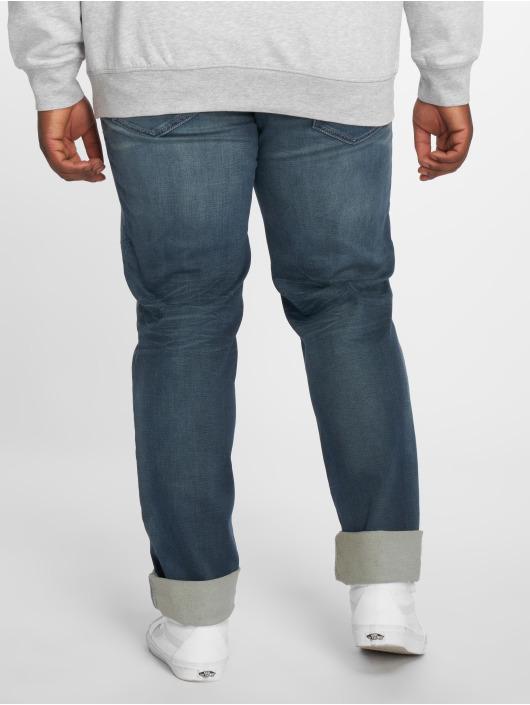 Jack & Jones Slim Fit Jeans jjiGlenn jjOriginal blå