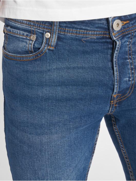 Jack & Jones Slim Fit Jeans jiGlenn jjOriginal NZ 005 blå