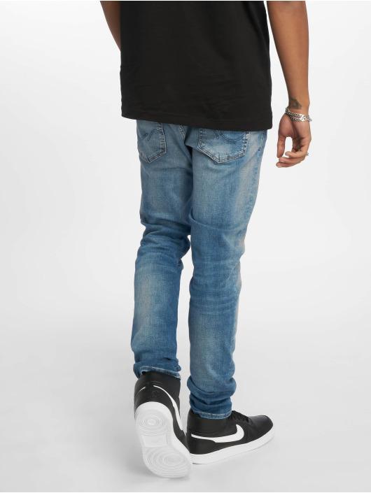 Jack & Jones Slim Fit Jeans jjiGlenn jjIcon Noos blå