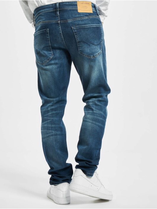 Jack & Jones Slim Fit Jeans jj30Glenn jjOriginal Jos 206 blå