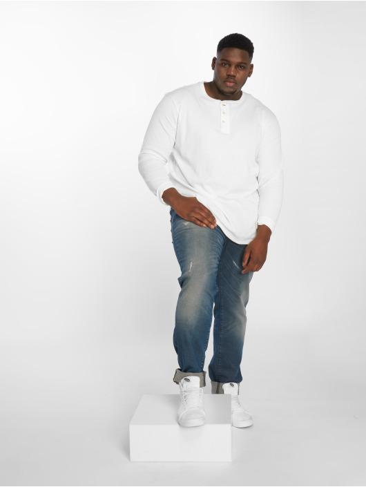 Jack & Jones Slim Fit Jeans Jjiglenn Jjfox Bl 820 Ps blau