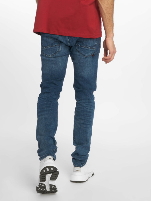 Jack & Jones Slim Fit Jeans jjiGlenn jjFox blau