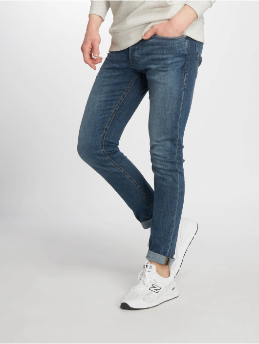 Jack & Jones Slim Fit Jeans jjiGlenn jjOriginal AM 814 NOOS blau