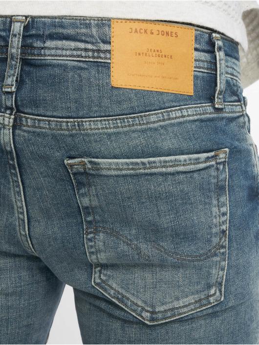 Jack & Jones Slim Fit Jeans Originals Glenn blauw