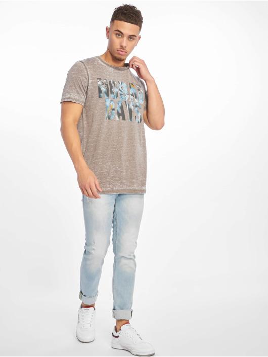 Jack & Jones Slim Fit Jeans jjiGlenn jjOriginal Am 916 blauw