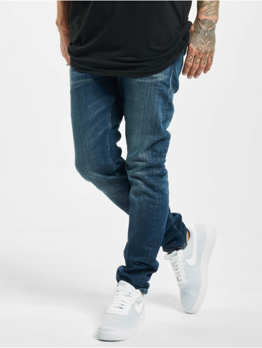 Jack & Jones Slim Fit Jeans jjiGlenn jjOriginal Cj 237 Noos blauw