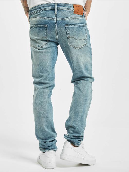 Jack & Jones Slim Fit Jeans jjiGlenn jjOriginal Jos 048 Sts blu