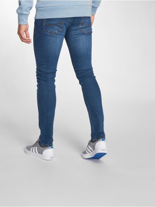 Jack & Jones Slim Fit Jeans jjiLiam jjOriginal blue
