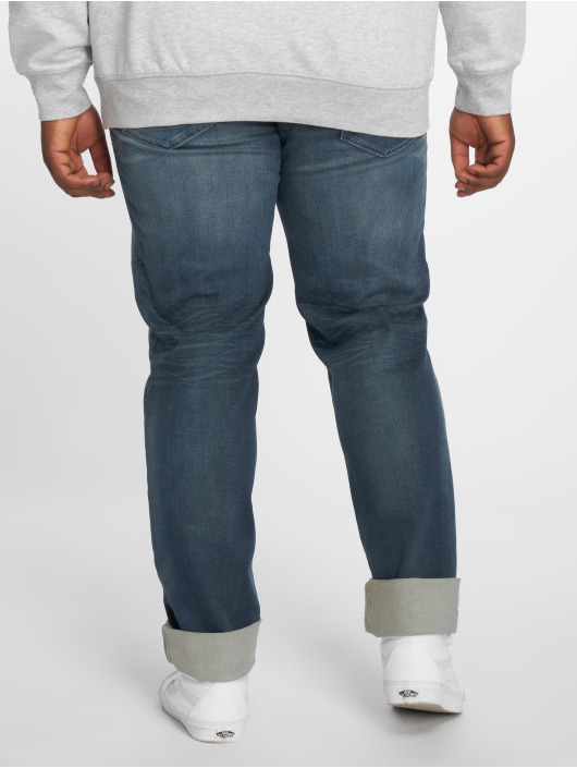 Jack & Jones Slim Fit Jeans jjiGlenn jjOriginal blue