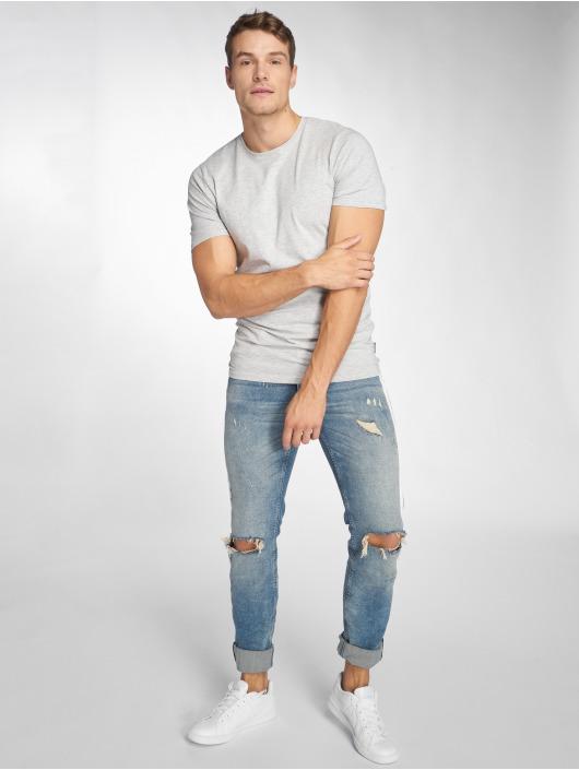 Jack & Jones Slim Fit Jeans jjiGlenn jjOriginal JOS 102 blue