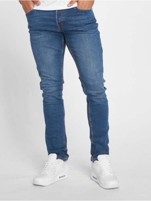 Jack & Jones Slim Fit Jeans jiGlenn jjOriginal NZ 005 blue
