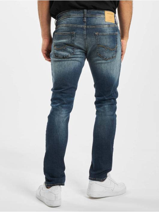 Jack & Jones Slim Fit Jeans jjiGlenn jjOriginal GE 141 50SPS blue