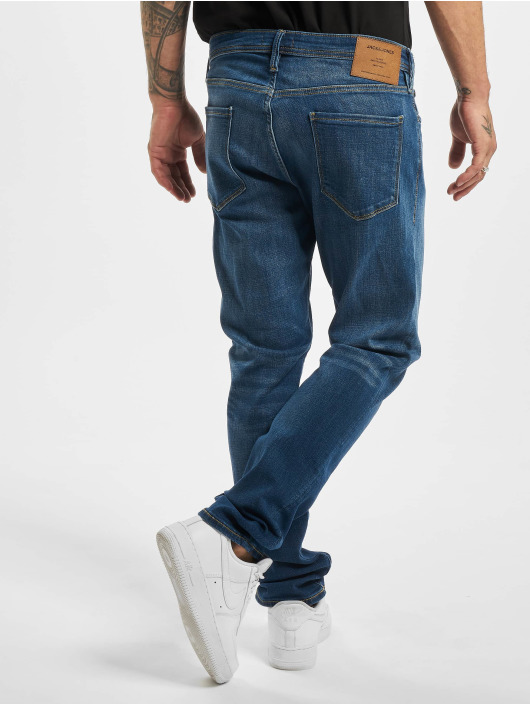 Jack & Jones Slim Fit Jeans jjiGlenn jjFelix Am 889 50SPS Noos blue