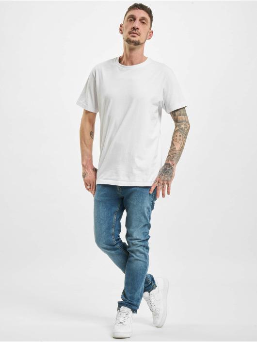 Jack & Jones Slim Fit Jeans jjiGlenn jjOriginal NA 033 blue