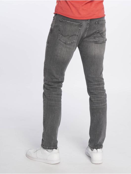 new product 74b62 55008 Jack & Jones Jjiglenn Jjoriginal Am 767 Slim Fit Jeans Grey Denim
