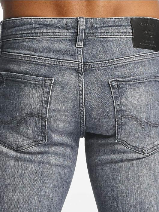 Jack & Jones Slim Fit Jeans jjiGlenn jjOriginal JJ 052 gray