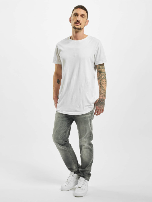 Jack & Jones Slim Fit Jeans jjiClark jjOriginal JOS 183 Noos gray