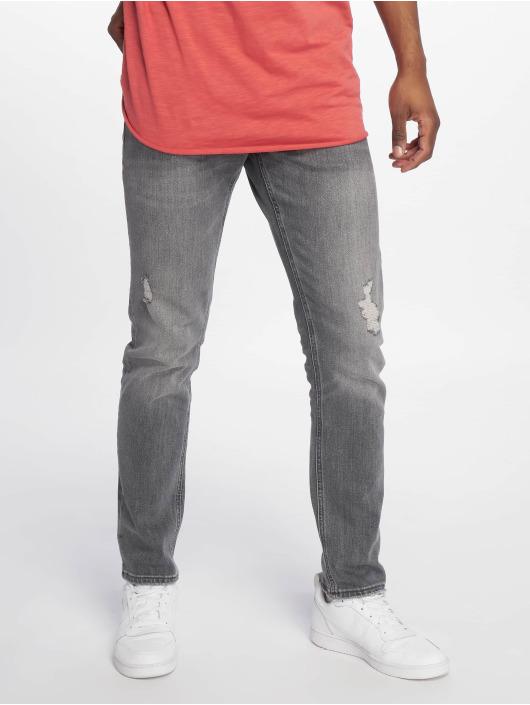Jack & Jones Slim Fit Jeans Jjiglenn Jjoriginal Am 767 grey