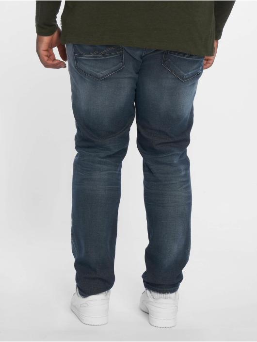 Jack & Jones Slim Fit Jeans Jjiglenn Jjfox Bl 819 Ps modrá