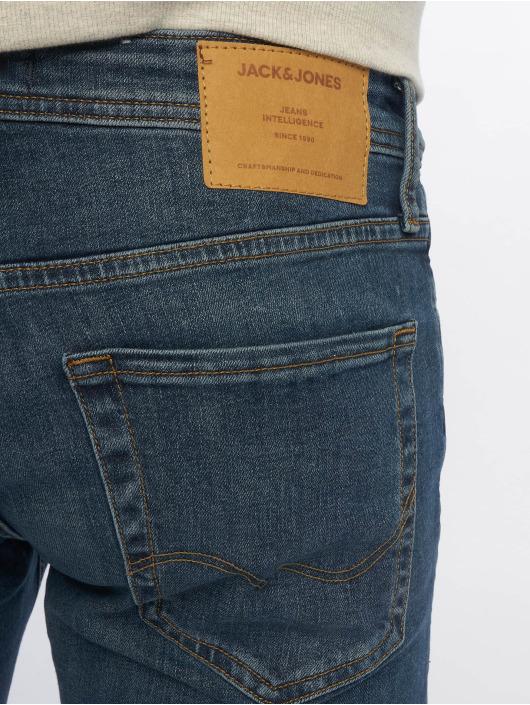 Jack & Jones Slim Fit Jeans jjiGlenn jjOriginal AM 814 NOOS modrá