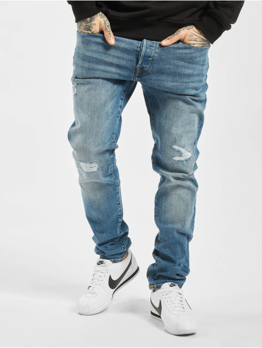 Jack & Jones Slim Fit Jeans jjiGlenn jjIcon AM 929 50SPS ESP modrá