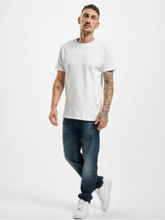 Jack & Jones Slim Fit Jeans jjiMike jjIcon Noos modrá