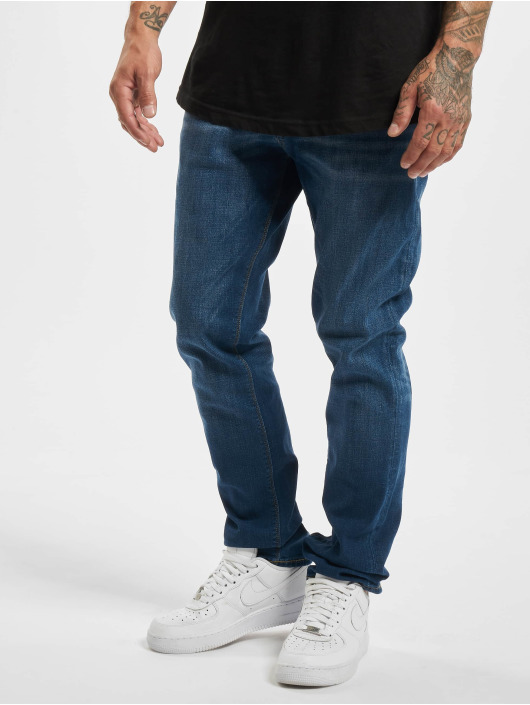 Jack & Jones Slim Fit Jeans jjiGlenn jjFelix Am 889 50SPS Noos modrá
