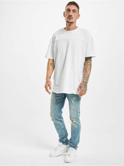 Jack & Jones Slim Fit Jeans jjiGlenn jjOriginal Jos 048 Sts modrá