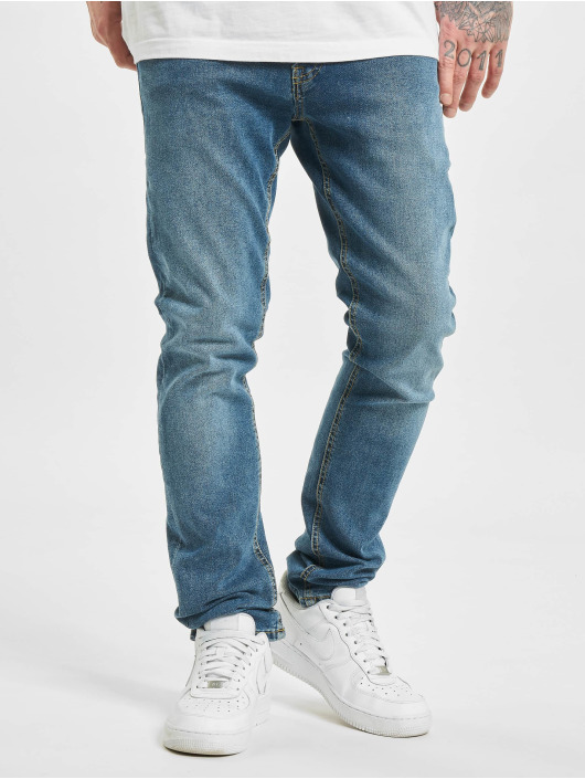 Jack & Jones Slim Fit Jeans jjiGlenn jjOriginal NA 033 modrá