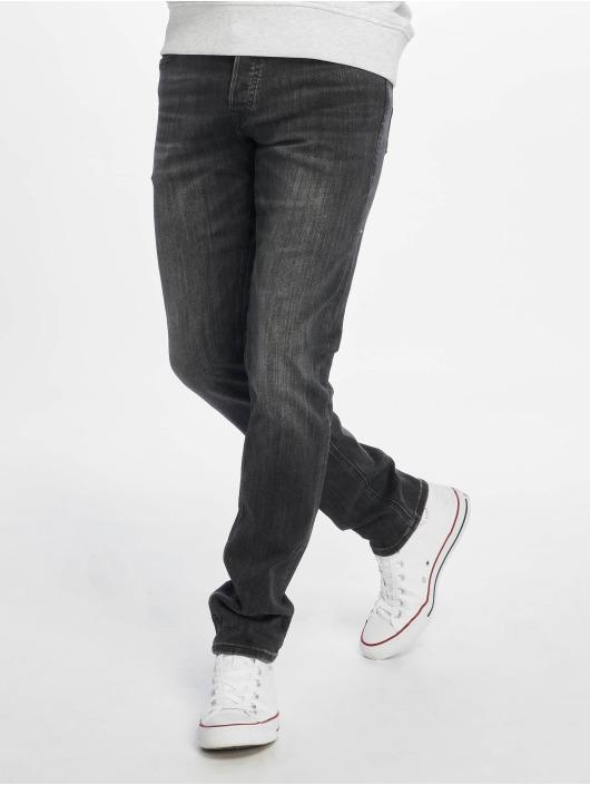 Jack & Jones Slim Fit Jeans jjiGlenn jjOriginal AM 817 NOOS nero