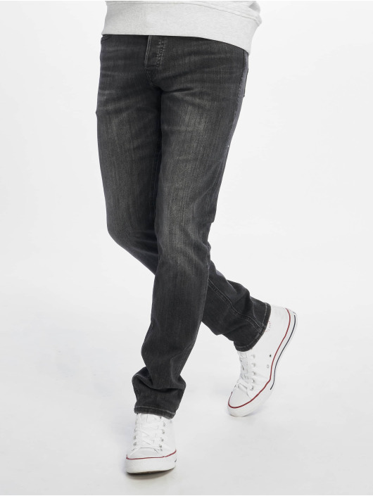 Jack & Jones Slim Fit Jeans jjiGlenn jjOriginal AM 817 NOOS schwarz