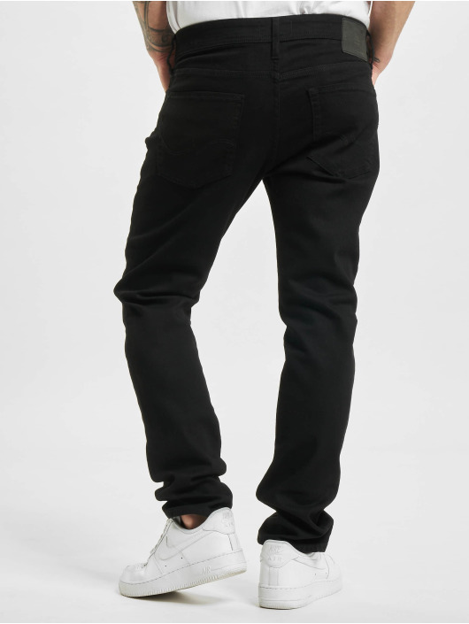 Jack & Jones Slim Fit Jeans jjiGlenn jjOriginal NA 02 schwarz