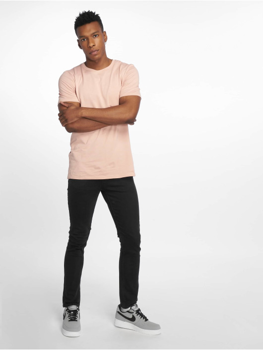Jack & Jones Slim Fit Jeans jjiGlenn svart
