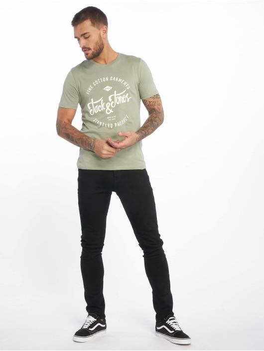 Jack & Jones Slim Fit Jeans jjiGlenn jjOriginal AM 816 NOOS svart