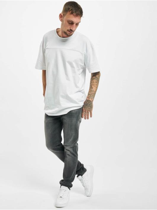 Jack & Jones Slim Fit Jeans jjiGlenn jjFox AGI 304 50SPS Noos svart