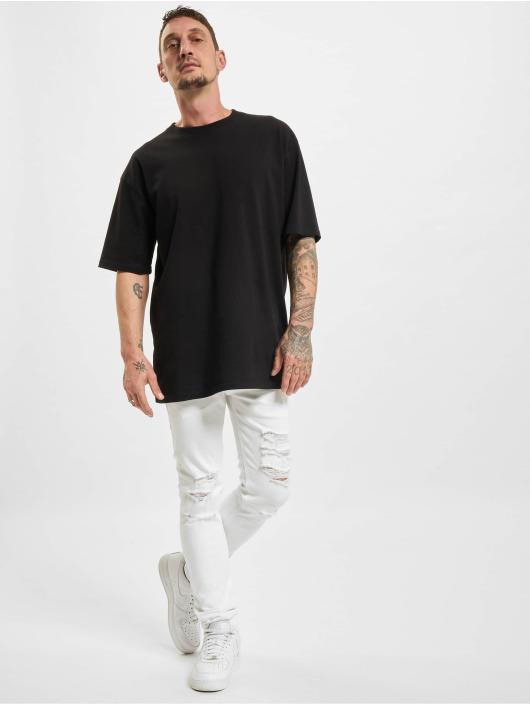 Jack & Jones Slim Fit Jeans JJ I Liam JJ Original NA 405 weiß
