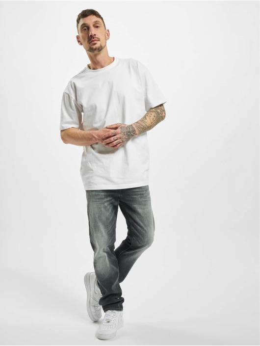 Jack & Jones Slim Fit Jeans jjiTim jjiCon jj 171 Noos zwart