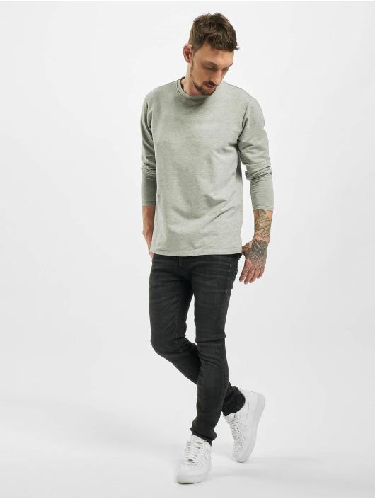Jack & Jones Slim Fit Jeans jjiLiam jjOriginal jj 179 50sps Lid STS zwart