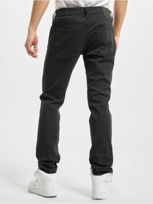 Jack & Jones Slim Fit Jeans jjiGlenn jjOriginal AKM 1026 zwart