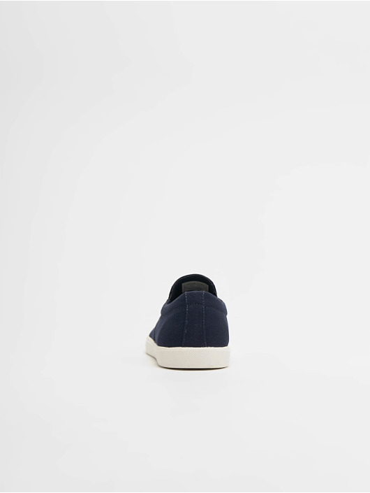 Jack & Jones Sneaker JfwRowden Canvas Slip blau